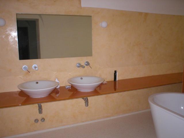 Ambiente bagno belvedere interior glass - Piani lavabo bagno ...